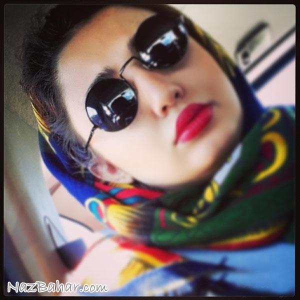 عکسهای جدید نازلی رجب پور|تصاویر نازلی رجب پور