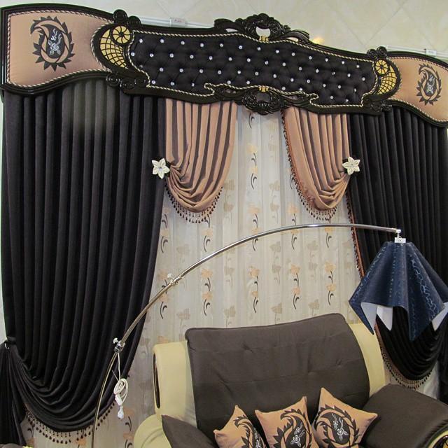 جدیدترین مدل های پرده پذیرایی و اتاق خواب