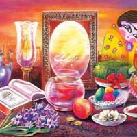اس ام اس های قشنگ تبریک عید نوروز ۹۴