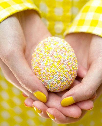 آموزش تزیین زیبای تخم مرغ برای سفره هفت سین