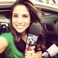 عکس های جدید لوسیا ویالون نامزد جدید رونالدو|Lucia