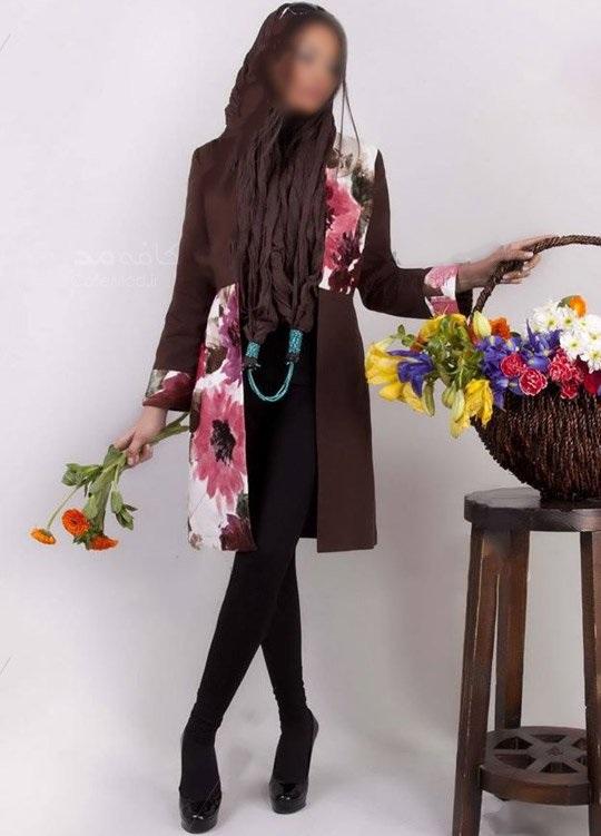 مدل مانتو 94 جدید دخترانه از برندهای ایرانی