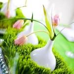 مدل های جدید تزیین سبزه عید نوروز 94