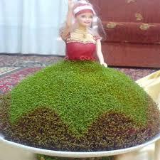 سبزه عید,مدل های جدید و زیبای تزیین سبزه عید نوروز 95