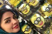 تصاویر و عکسهای اینستاگرامی جدید سیما خضرآبادی