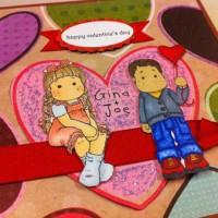 سری جدید کارت پستال ولنتاین ۲۰۱۵ قلبی
