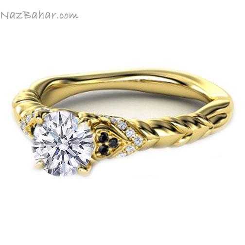مدل حلقه نامزدی,مدل حلقه ازدواج,ست حلقه عروس