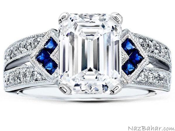 مدل حلقه نامزدی زیبا و باکلاس|حلقه ازدواج ست