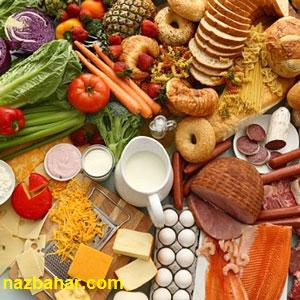 مواد غذایی که سریع تر لاغر می کند