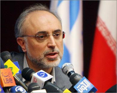 صالحی علت حضورش در مذاکرات را فاش کرد