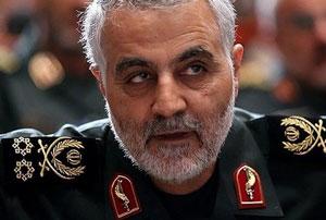 عملیات نظامی مشترک آمریکا و ایران در عراق،تحت رهبری ژنرال قاسم سلیمانی