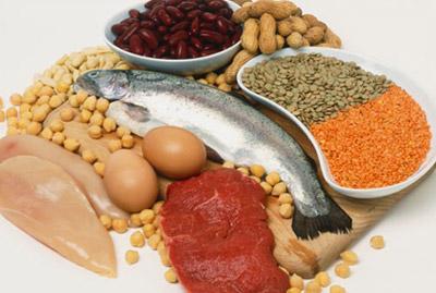 هفت نشانه کمبود پروتئین