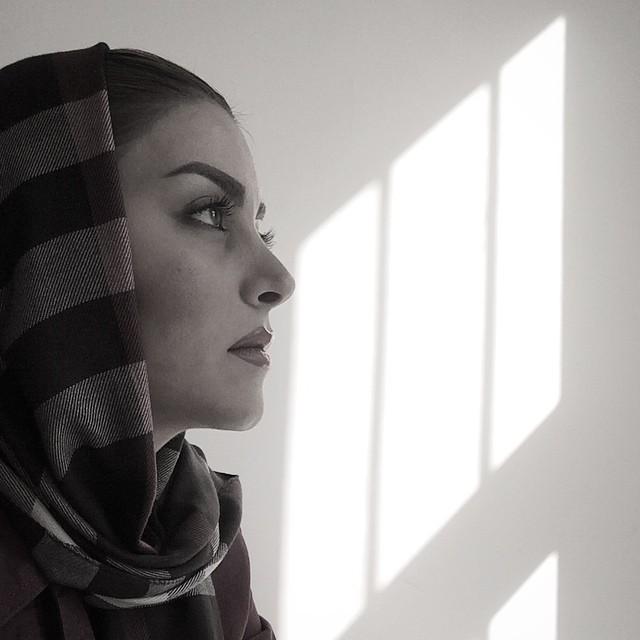 عکس های جدید مهدیه محمدخانی + بیوگرافی مهدیه محمدخانی