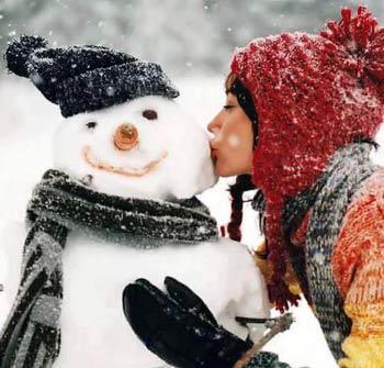اس ام اس های زیبا و جدید روزهای برفی و زمستونی