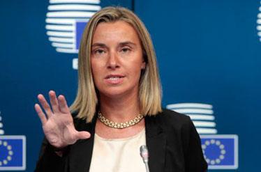 موگرینی: صد درصد با ایران توافق خواهیم کرد