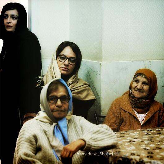 آلبوم عکس های جدید و متفاوت مهناز افشار – بهار 94