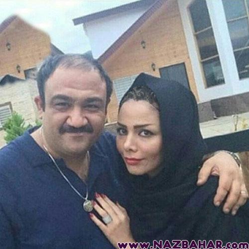 مهران غفوریان و همسرش,عکس های جدید مهران غفوریان و همسرش,بیوگرافی
