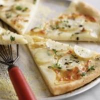 طرز تهیه پیتزای سیب زمینی و پنیر