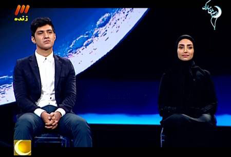 توبیخ احسان علیخانی به دلیل انتخاب الهام عرب