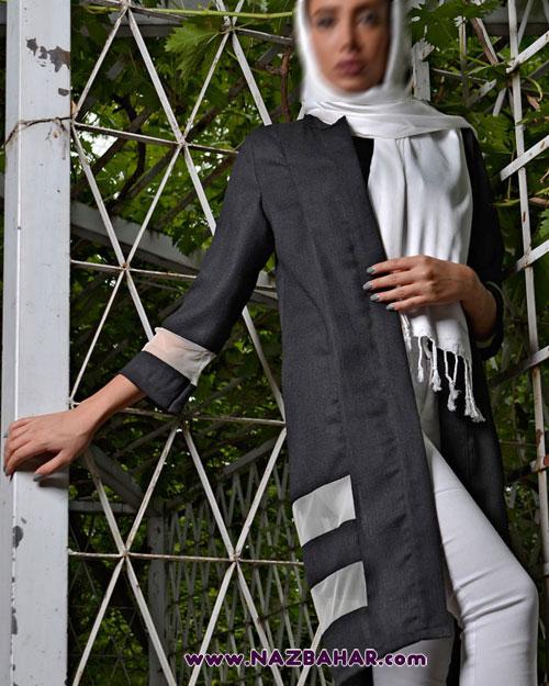 مدل مانتو تابستانه,مانتو تابستانی دخترانه جدید