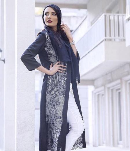 شیک ترین مدل مانتو های ۲۰۱۶ از برند های ایرانی