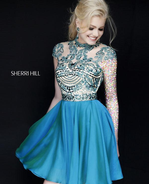 ژورنال و مدل لباس مجلسی کوتاه 2016