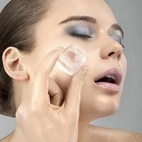 جوان سازی پوست با ماسک های یخی