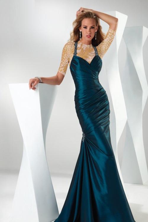 مدل لباس مجلسی گیپور 2014,مدل لباس مجلسی گیپور زنانه