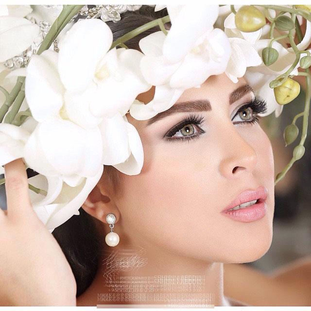 مدل آرايش عروس 2016 , مدل مو عروس 2016 ,ميكاپ اروپايي