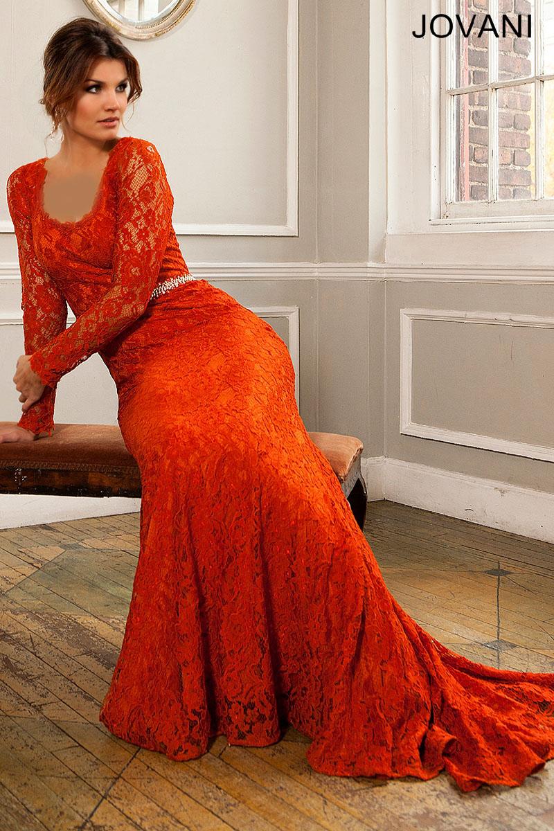 شیک ترین مدل لباس مجلسی گیپور 2016 / لباس مجلسی بلند