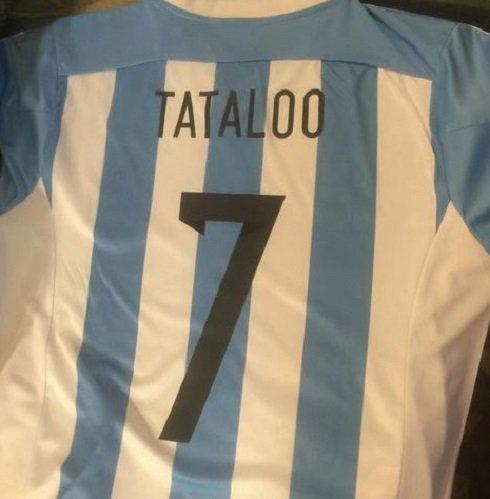 شماره 7 یعنی امیر تتلو (عکس)