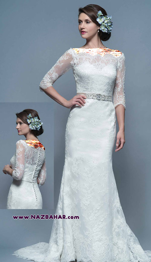 مدل لباس عروس,مدل لباس عروس 2016,لباس عروس جدید پرنسسی