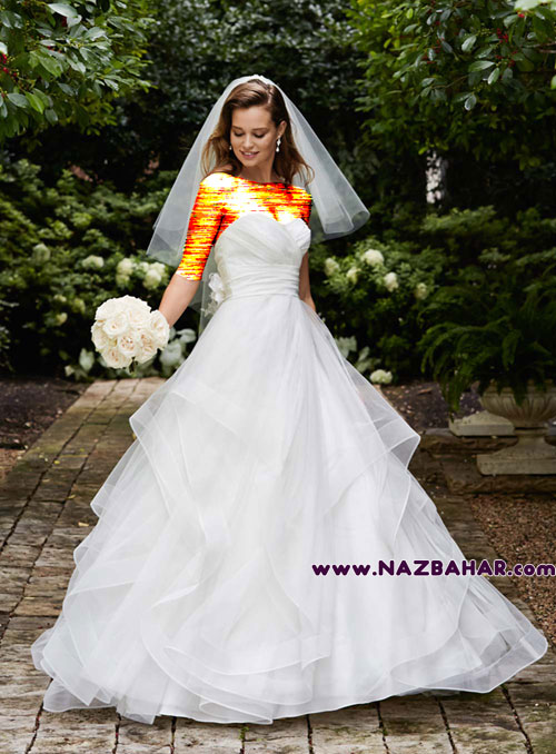 مدل لباس عروس,مدل لباس عروس جدید پرنسسی,لباس عروس 2016