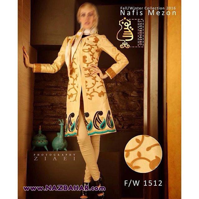 مدل مانتو نفیس,مدل مانتو جدید 2016,مدل مانتو مجلسی شیک ایرانی