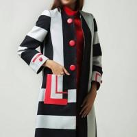 گالری مدل مانتو ۲۰۱۶ جدید ازمزون های ایرانی