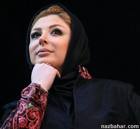 واکنش نیوشا ضیغمی به فاجعه ی بیمارستان خمینی شهر