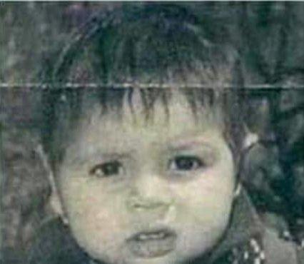 علی دایی و عکسی از 1 سالگی اش