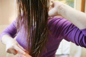 با موی خیس خوابیدن خطرناک است