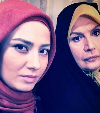 باز هم کشف حجاب یک بازیگر ، بهارک صالح نیا