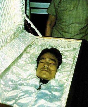بروس لی ، عکس جنازه اش و دانستنیهایی کوتاه از آن