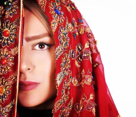 4 عکس جدید و آتلیه ای از سمانه پاکدل