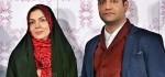 ۳ عکس جدید از آزاده نامداری را در کنار همسرش ببینید
