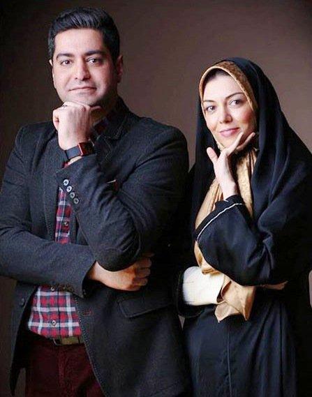 3 عکس جدید از آزاده نامداری را در کنار همسرش ببینید