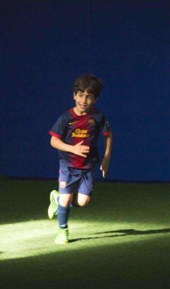 پیوستن فوتبالیست ایرانی به بارسلون