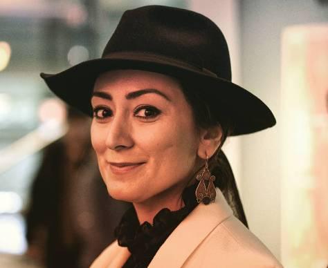 4 عکس از مریم پالیزبان را در جشنواره فیلم برلین ببینید