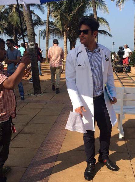 محمدرضا گلزار و 2 عکس جدیدش در فیلم سلام بمبئی