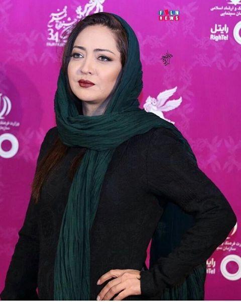 نیکی کریمی و 3 عکسش در جشنواره فیلم فجر