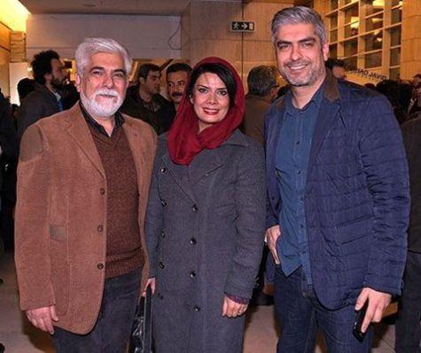 3 عکس جدید پاکدل ها در کنار همسرانشان