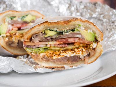 ساندویچ زبان مکزیکی ، آشنایی با طرز درست کردن آن
