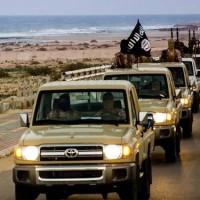 ۱۱ نیروی امنیتی لیبیایی را داعش سر برید